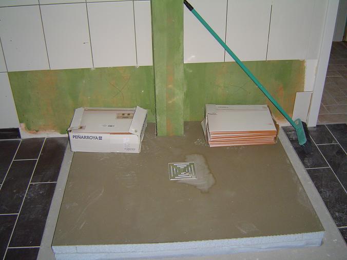 le chauffage et le sanitaire construction de notre maison. Black Bedroom Furniture Sets. Home Design Ideas
